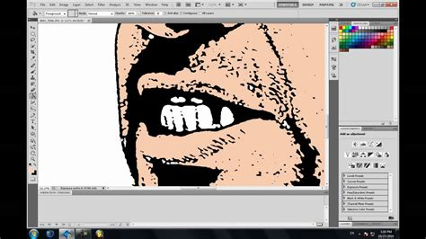 tutorial photoshop cs5 caricature photoshop cs5 tutorial photo to drawing looks like gta