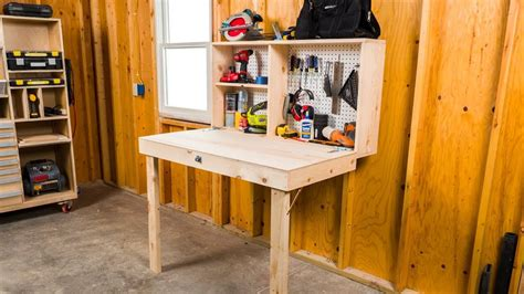 diy fold  workbench saturday morning workshop youtube