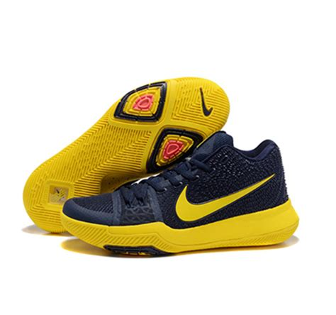 kyrie irving shoes nike kyrie irving shoes 3 yellow black sale
