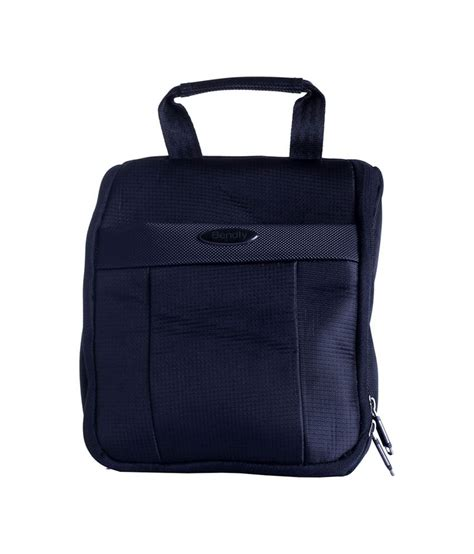 Toiletry Bag Snapdeal Buy Bendly Black Smart Toiletry Kit Bag At Best Prices In