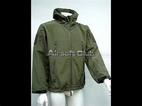 Jaket Tad Tactical stealth hoodie shark skin soft shell waterproof jacket review airsoft club