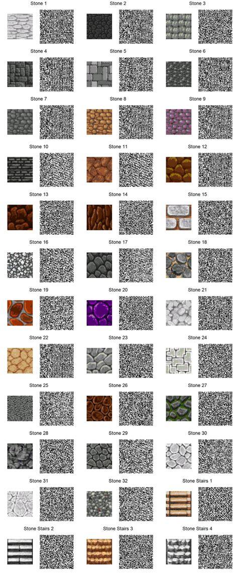 stone pattern new leaf stone tiles acnl by frootzcat on deviantart