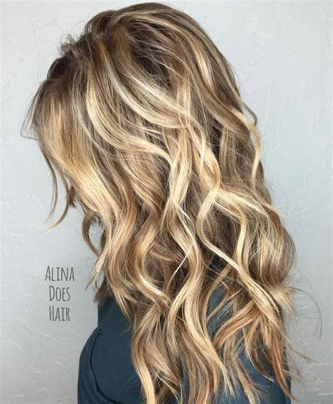 hairstyles with lots of color best 25 blonde color ideas on pinterest