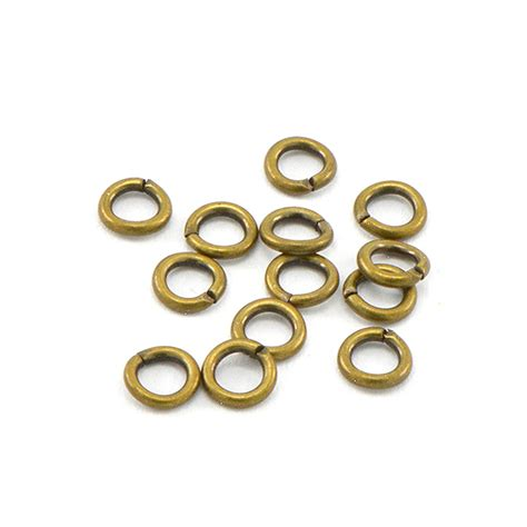 what are jump rings for jewelry 5mm jewelry jump rings 200pcs pack
