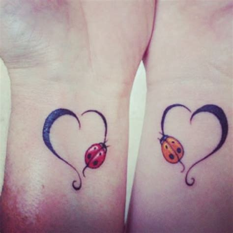 beautiful mother daughter tattoos that will blow your mind