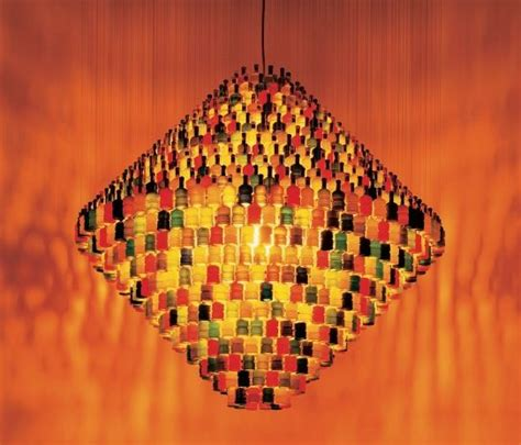 Recycled Chandelier Ideas Inspiring Http 1800recycling 2011 06 Chandeliers Recycle Everyday Junk