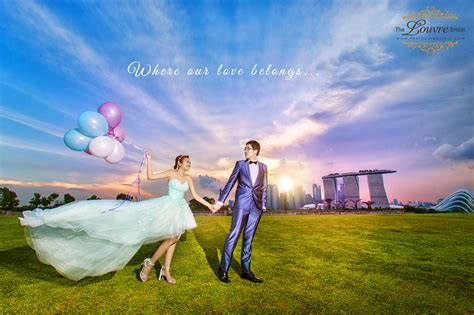 Can You Tell If These Pre wedding Photoshoot Locations Are