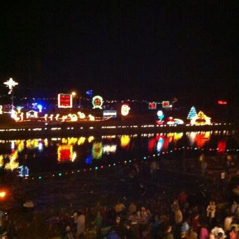 natchitoches christmas lights festival louisiana