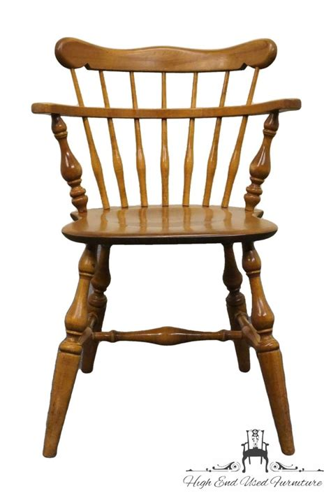 ethan allen maple chairs high end used furniture ethan allen heirloom nutmeg
