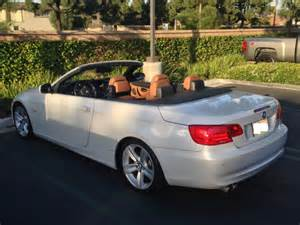 Bmw 328i Hardtop Convertible 2011 Mineral White Bmw 328i Hardtop Convertible Loaded W