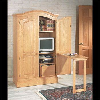 computer armoire with fold out desk best 25 computer armoire ideas on pinterest white desk armoire folding computer