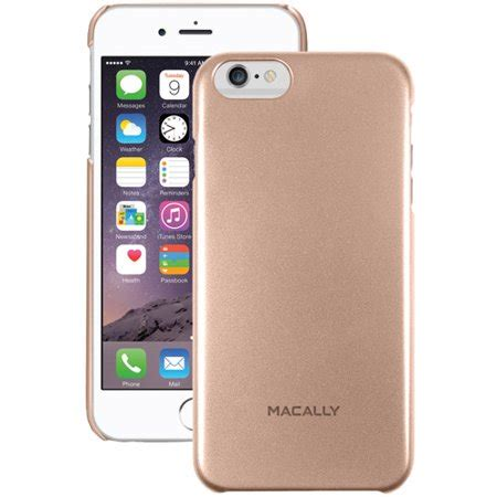 iphone 6 walmart macally snap on for apple iphone 6 6s plus walmart
