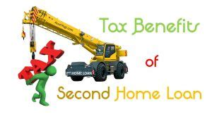 second house loan impact of restricting loss in house property income on second house s loan after