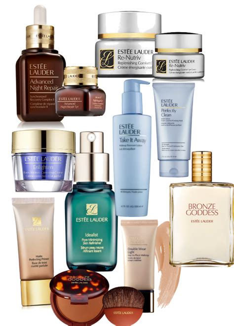 Skincare Estee Lauder est 233 e lauder my skincare regime heliemac