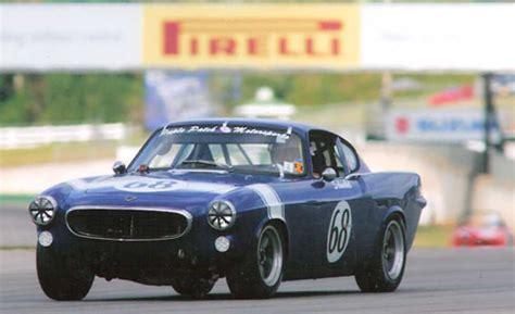 volvo p1800 race car 1965 volvo p1800 vintage racecar for sale
