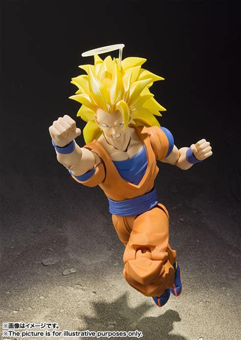 Shf Saiyan 3 Goku Original Ori Ss3 new sh figuarts saiyan 3 goku photos the