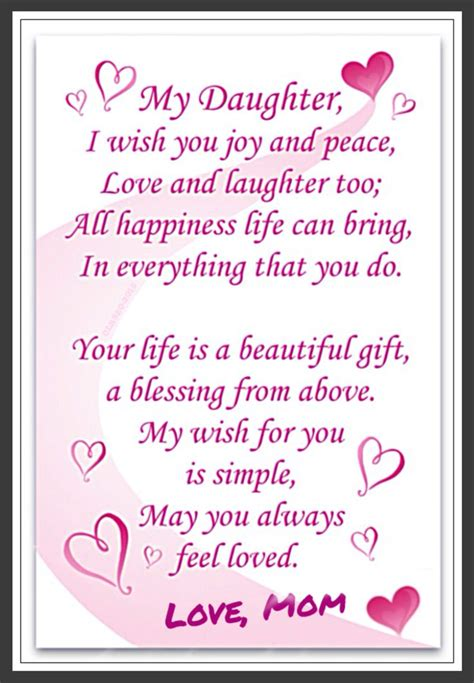 Birthday Quotes For Daughters Best 25 Birthday Wishes Daughter Ideas On Pinterest