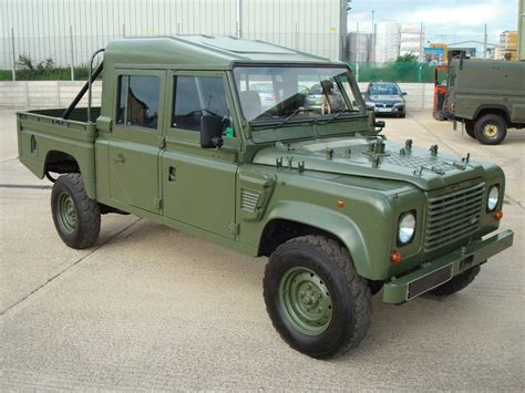 land rover military defender military rops and roll over protection systems safety