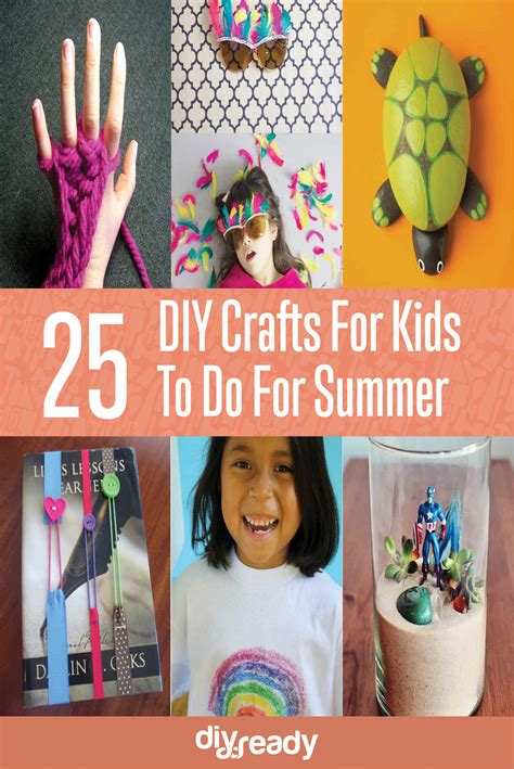 diy summer crafts for crafts for to do on a play date