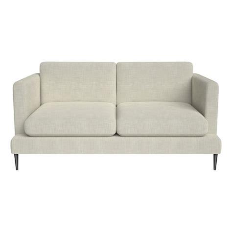 Jasper Conran Sofa by J By Jasper Conran Small 2 Seater Brushed Cotton