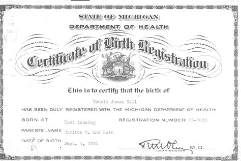 Birth Certificate Records Birth Certificates Clarence Waldron Telephone Directory White Pages
