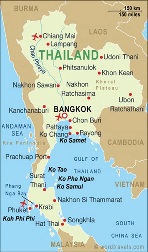 Thailand Map World by 301 Moved Permanently