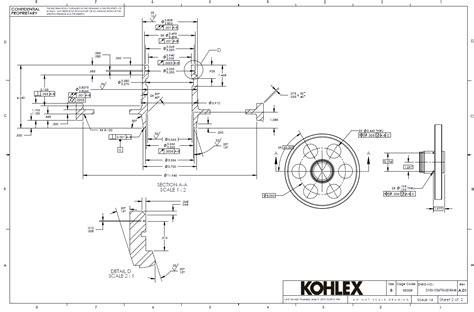 expert design drawings engineering services gd t drawings kohlex
