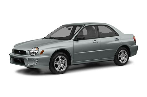 subaru resale value 2003 subaru impreza 2 5rs 4dr all wheel drive sedan trade