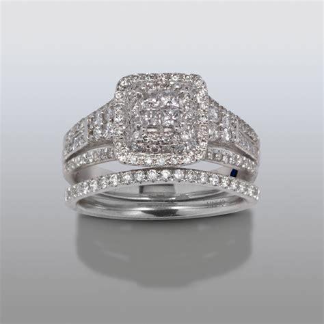 David Tutera 1 cttw Certified Diamond Bridal Set 14Kt