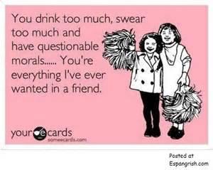 ecards friendship