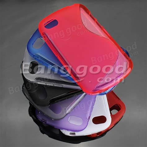 Indoscreen Blackbery Q10 Anti Anti Shock s line wave soft tpu gel silicone protective for