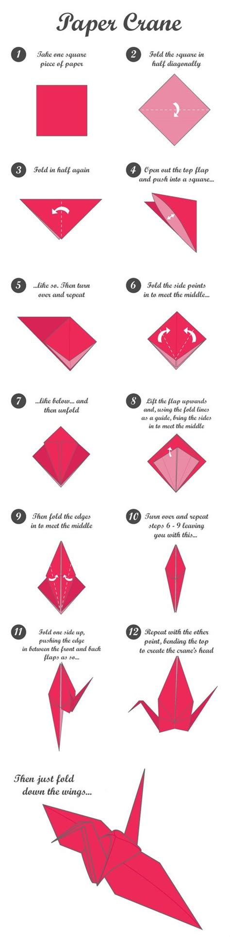 Origami Basics - cara buat origami naga image collections craft