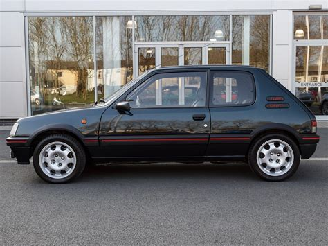peugeot used car finance used 1991 peugeot 205 gti for sale in cumbria pistonheads
