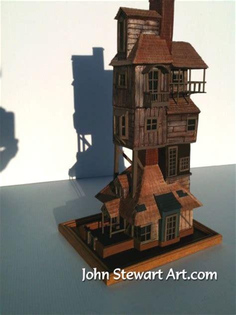 the weasley house weasley house john stewart art