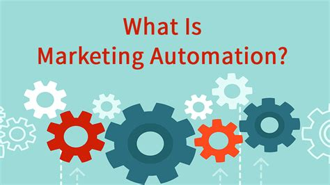 what is what is marketing automation cloudkettle