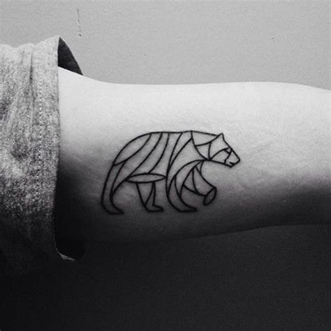 tattoo animal line 100 breathtaking geometric tattoo designs