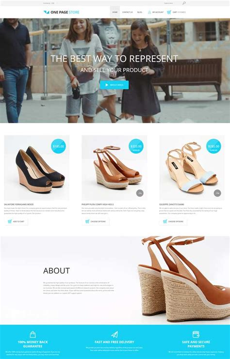 shopify themes shoes 15 best fashion store shopify themes 2016 designmaz