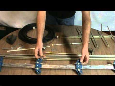 Antena Arahan 2 meter yagi antenna w gamma match part 1 2