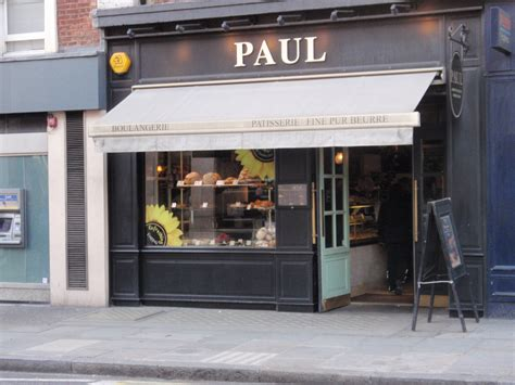 coffee shop design london paul s uk awning and exterior colour project harle