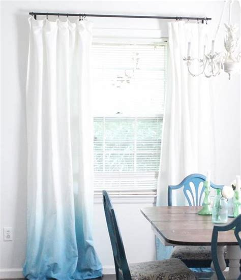 Ombre Diy Curtains Diyideacenter Com