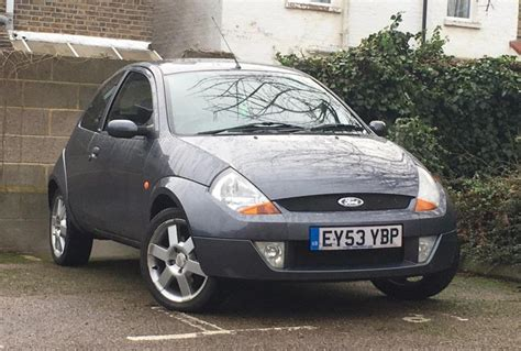ford southend on sea ford sport ka 2003 3 door hatchback in southend on sea