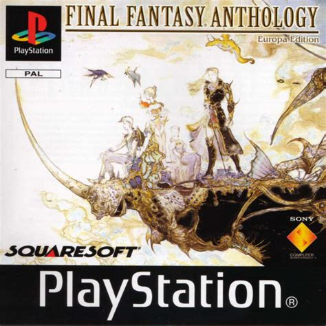 emuparadise final fantasy final fantasy anthology european edition final fantasy
