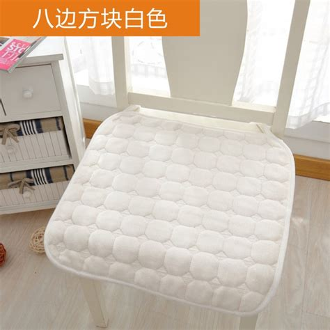 thin chair pads with ties thin kitchen chair pads chair cushions pads shop the
