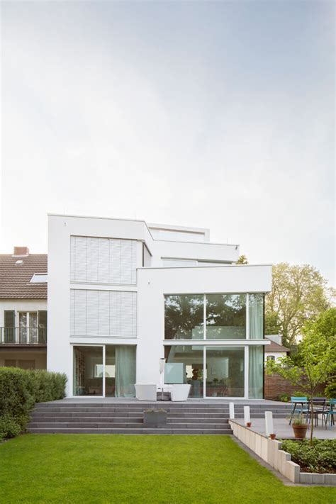 falke architekten house in marienburg by falke architekten 2015 interior