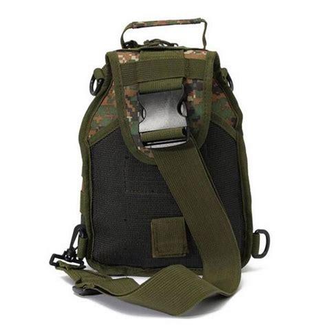 kappahl sweden sling bag tactical utility sports hiking single shoulder sling chest
