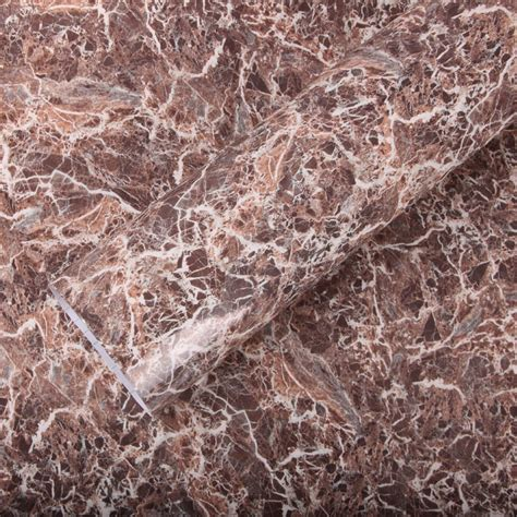 Countertop Wallpaper by Thickening Marble Kitchen Cabinet Countertop Pvc Material