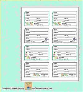 free address book template 8 free printable address book procedure template sle