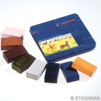 supplementary colors mercurius sverige stockmar wax blocks 8 colours