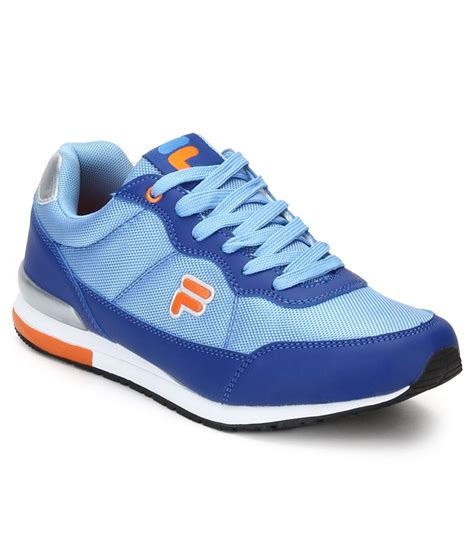 fila sport shoes fila elios blue sport shoes price in india buy fila elios