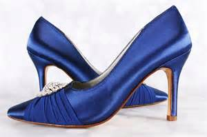 Blue Bridal Shoes by Blue Wedding Shoes Www Imgkid The Image Kid Has It